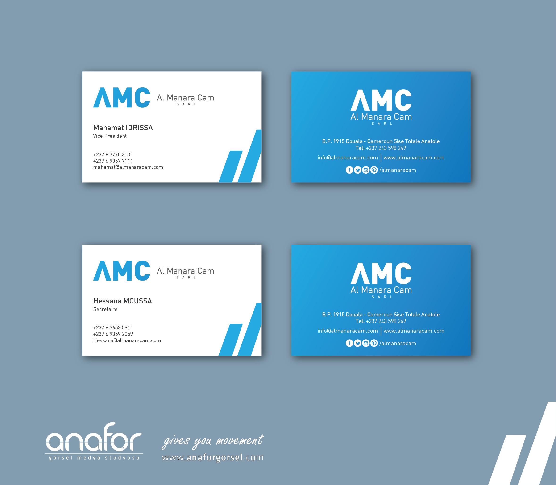 Personel kartvizitleri